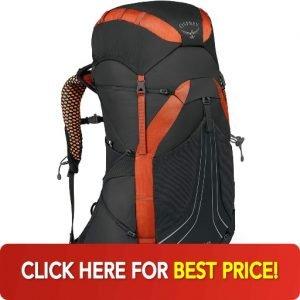 Best price for Osprey Exos 48