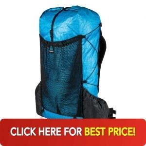 Best price on Zpacks Arc Blast 55 backpack